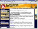 Carrington Equipment web site